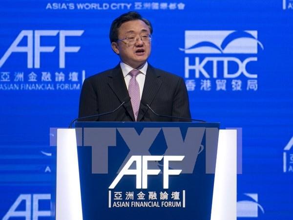 China se compromete a mejorar relaciones con ASEAN hinh anh 1