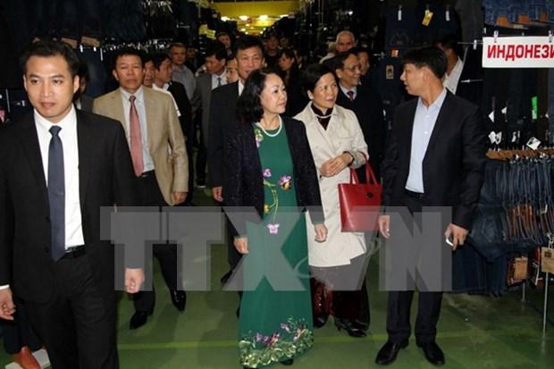 Vietnamitas en exterior son fuente importante para desarrollo nacional hinh anh 1