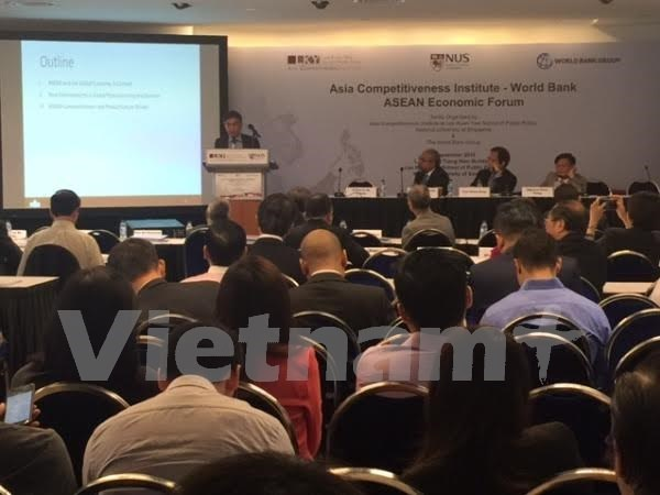 ASEAN debe reducir brecha de desarrollo para mejorar competitividad hinh anh 1