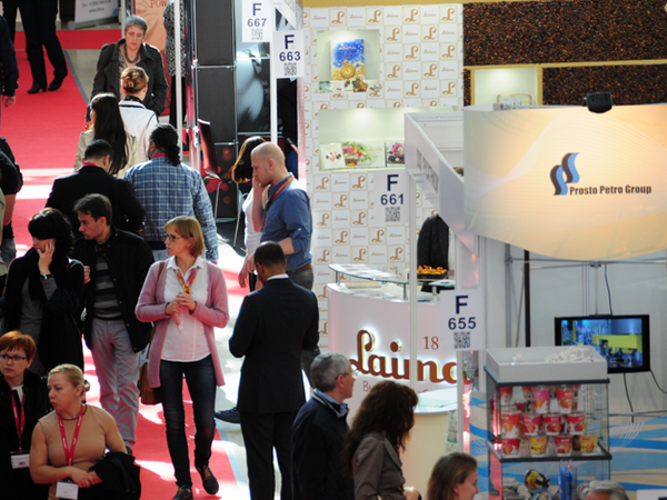 Vietnam participa en Feria internacional de alimentos en Rusia hinh anh 1