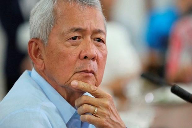 Filipinas respeta compromisos con Estados Unidos, dijo Perfecto Yasay hinh anh 1