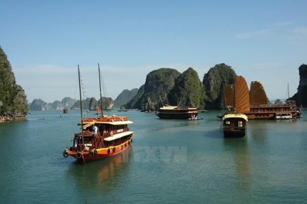 Vietnam busca reconocimiento de zona Ha Long - Cat Ba como patrimonio de humanidad hinh anh 1