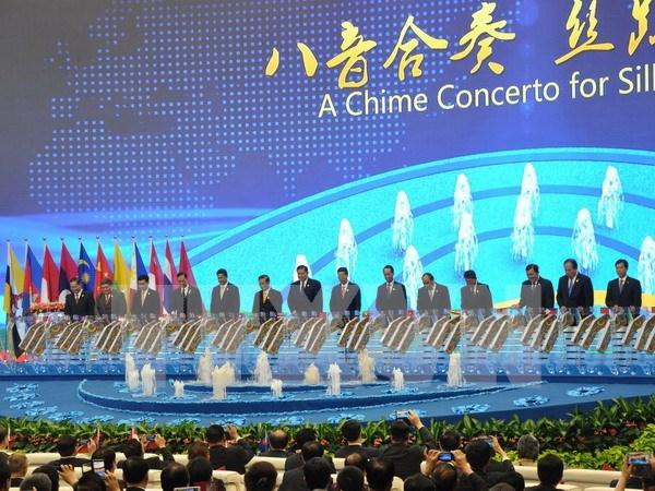 China y ASEAN impulsan construccion de ruta de seda de informacion hinh anh 1