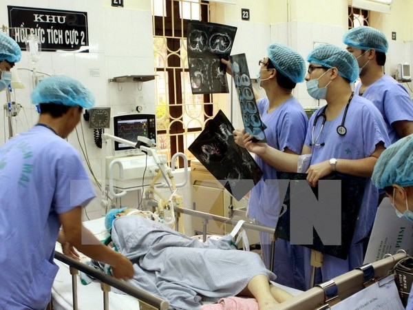Conferencia analiza formas de controlar enfermedades no infecciosas en Vietnam hinh anh 1