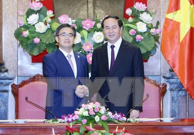 Vietnam estimula a empresas japonesas a aumentar inversiones en el pais hinh anh 1