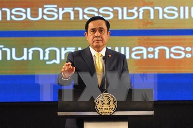 Pone fin Tailandia a uso de tribunal militar para juzgar a civiles hinh anh 1