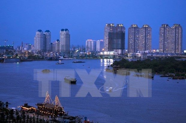 Ciudad Ho Chi Minh y Lyon fomentan cooperacion en gestion urbana hinh anh 1