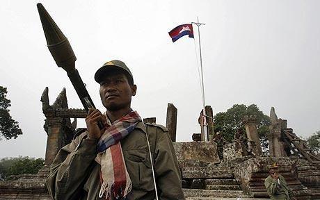 Camboya continuara participando en operaciones de paz de ONU hinh anh 1