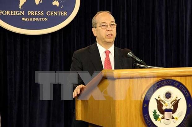 EE.UU. quiere profundizar asociacion integral con Vietnam, dice Daniel Russel hinh anh 1