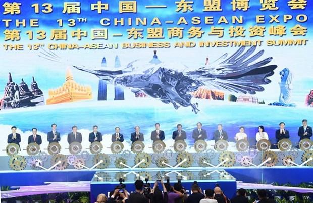 Exposicion China-ASEAN promueve comercio e inversion hinh anh 1