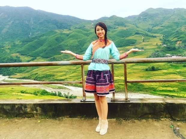 Sapa se esfuerza por convertirse en importante zona turistica internacional hinh anh 1