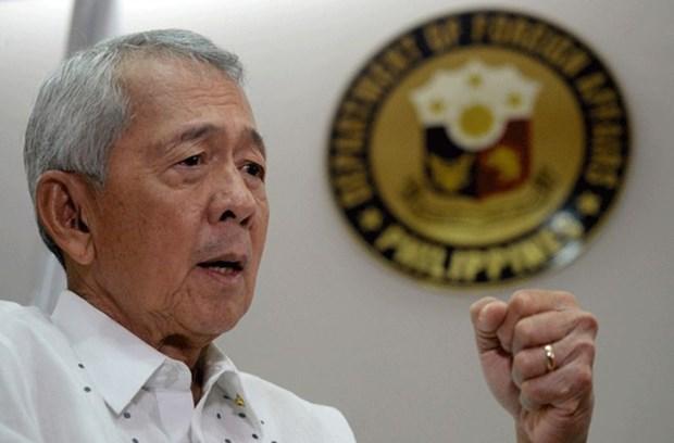 Filipinas reitera compromiso de alianza con Estados Unidos hinh anh 1