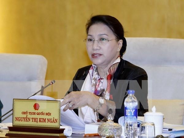 Parlamento de Vietnam prepara agenda del segundo periodo de sesiones hinh anh 1