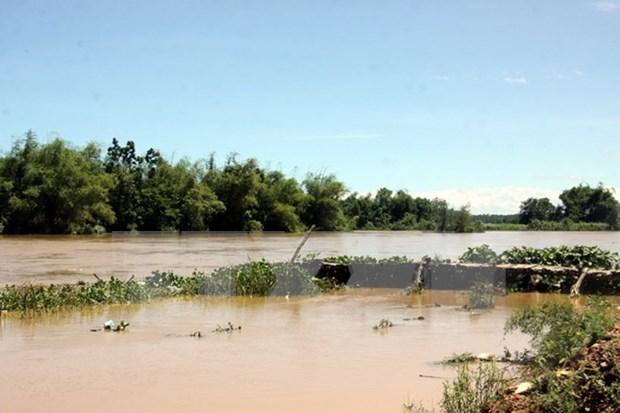 Inundaciones dejan ocho muertos en Vietnam hinh anh 1