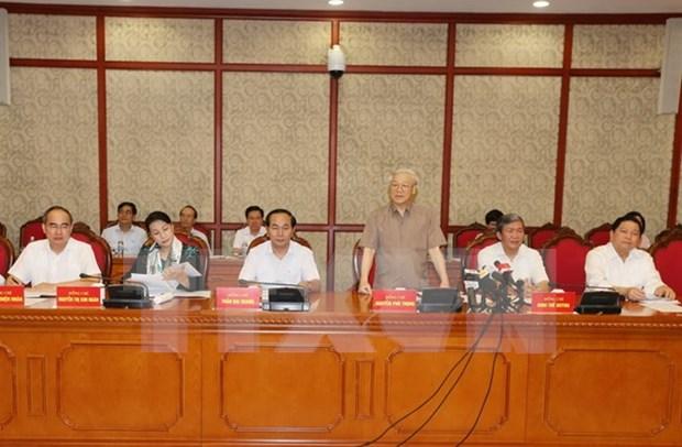 Lider partidista subraya importancia de recursos para el desarrollo de Can Tho hinh anh 1
