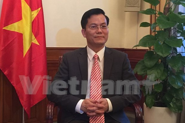 Vietnam asiste a reunion ministerial del Movimiento de Paises No Alineados hinh anh 1