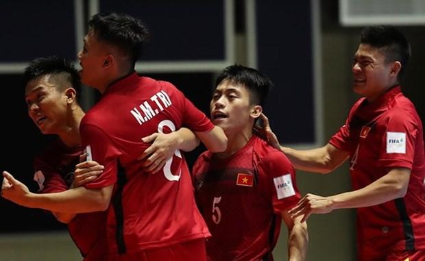 Vietnam desciende en ranking mundial de futbol hinh anh 1