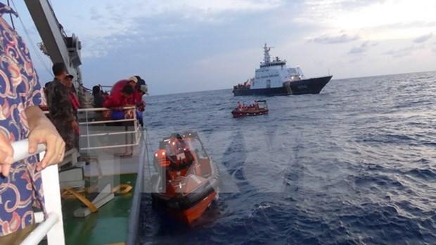 Centenares de pescadores regresan a Vietnam desde Indonesia hinh anh 1