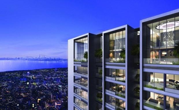 Inician construccion de edificio Vinhomes Riva City en Hai Phong hinh anh 1