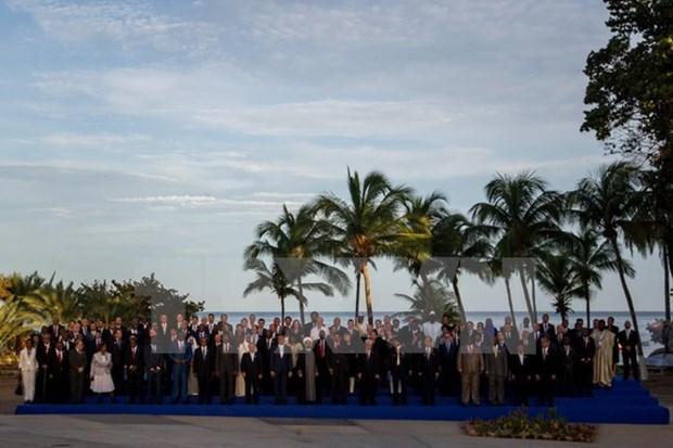Clausura en Venezuela la XVII Cumbre de MNOAL hinh anh 1