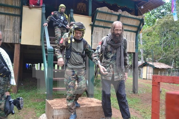 Filipinas: Abu Sayyaf continua liberacion de rehenes retenidos hinh anh 1