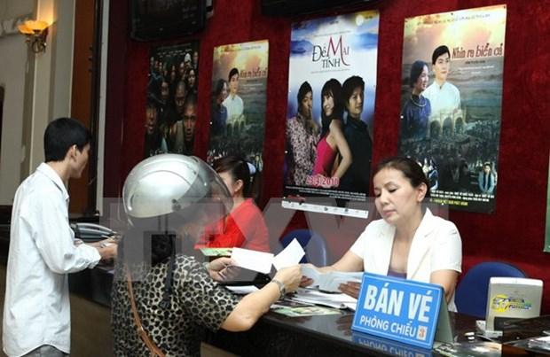 Industria cinematografica de Vietnam fija ingreso de 50 mil millones en 2020 hinh anh 1