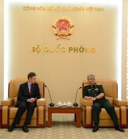 Australia prioriza cooperacion en defensa con Vietnam hinh anh 1