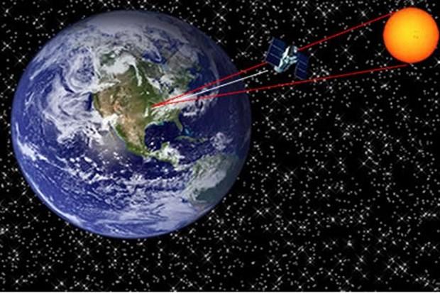 Japon fabrica satelite de observacion terrestre para Vietnam hinh anh 1