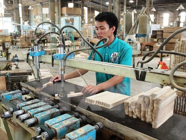 Exportaciones de madera y productos madereros superan cuatro mil millones de dolares hinh anh 1