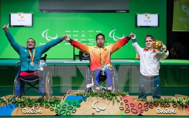 Vietnam sello su mejor actuacion en Juegos Paralimpicos hinh anh 1
