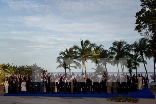 Vietnam contribuye a exito de Cumbre de MNOAL hinh anh 1
