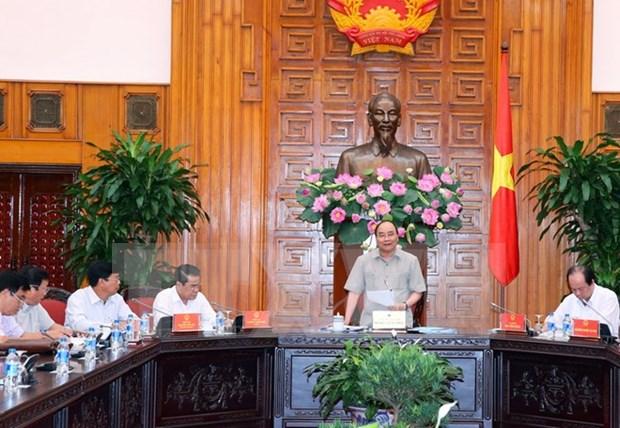 Recomiendan a provincia de Ca Mau reestructurar la economia agricola hinh anh 1