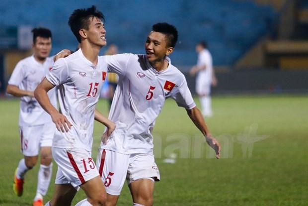 Avanza Vietnam a semifinal de campeonato regional de futbol hinh anh 1