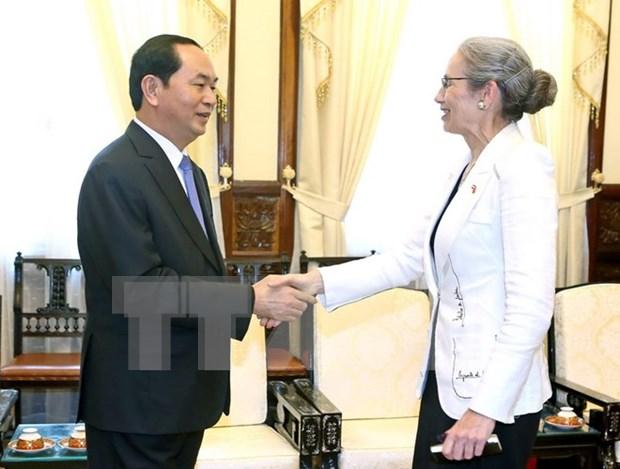 Pondera cooperacion economica entre Vietnam y Paises Bajos hinh anh 1
