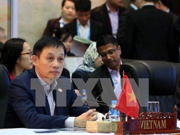 Publican Libro Azul sobre diplomacia de Vietnam 2015 hinh anh 1