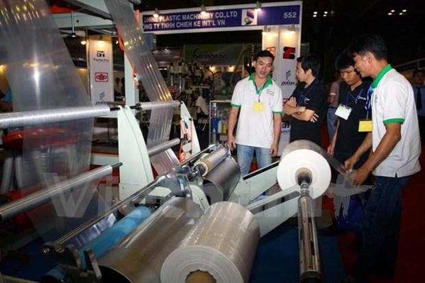 Efectuaran en Vietnam exposicion internacional de plastico y caucho hinh anh 1