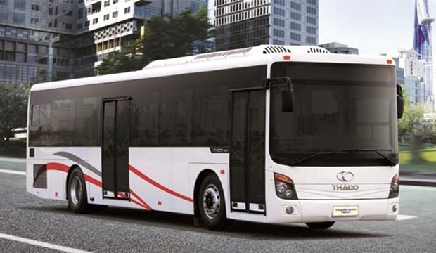 Empresa vietnamita inyecta gran inversion en proyecto de autobuses hinh anh 1