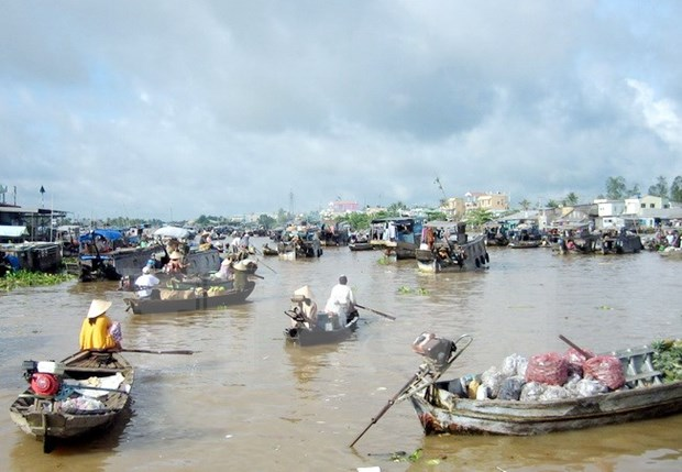 Desarrolla Vietnam turismo responsable en Delta del rio Mekong hinh anh 1