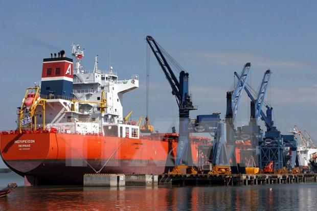 Vietnam busca medidas para promover desarrollo de puertos maritimos hinh anh 1
