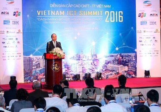 Vietnam determinado a convertirse en una potencia de tecnologia informatica hinh anh 1