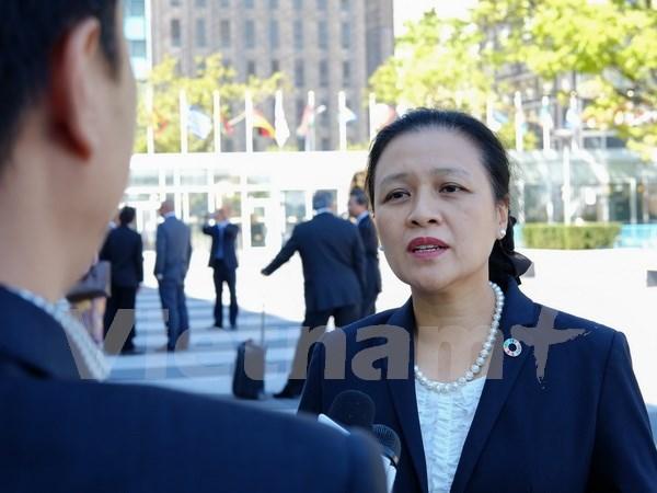 Vietnam exhorta a ONU a enarbolar el derecho internacional hinh anh 1
