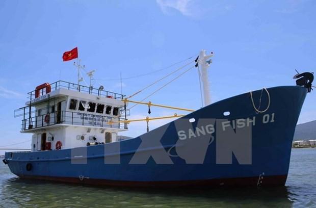 Valora Vietnam participacion en construccion de barcos en Rusia hinh anh 1