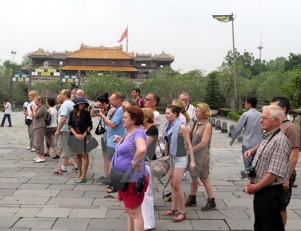 Crece 125 por ciento el numero de turistas rusos a Vietnam hinh anh 1