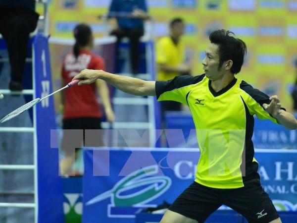 Se aproxima torneo internacional de badminton en Vietnam hinh anh 1