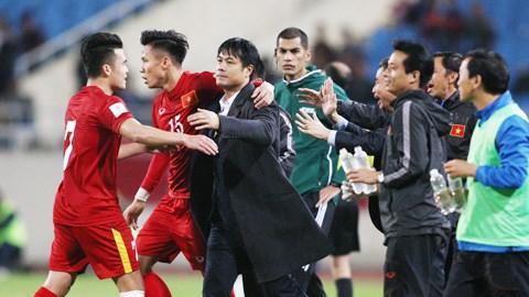 Seleccion vietnamita de futbol inicia entrenamientos para Copa regional hinh anh 1