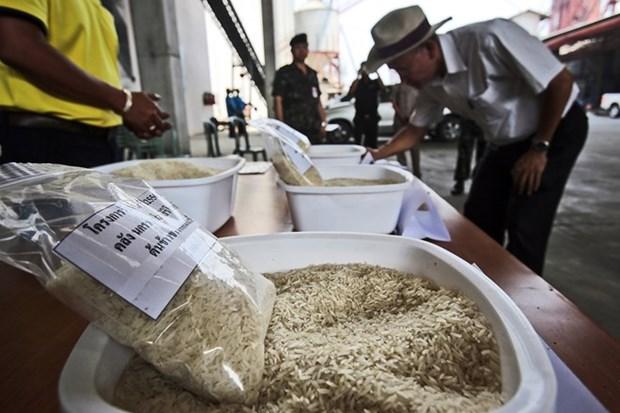 Tailandia capta primera senal positiva en exportacion durante ultimos cinco meses hinh anh 1