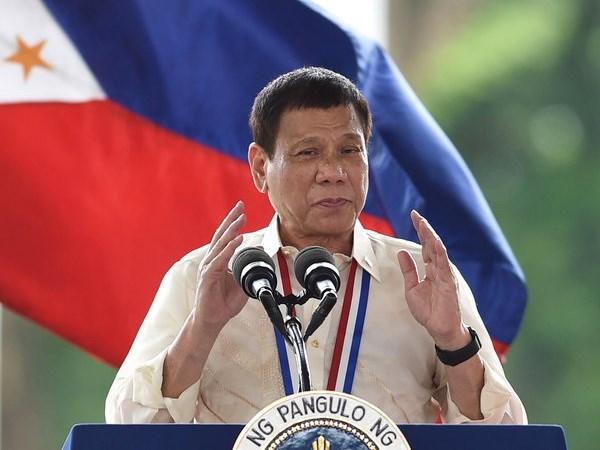 Duterte aspira a fortalecer nexos economicos con Rusia y China hinh anh 1
