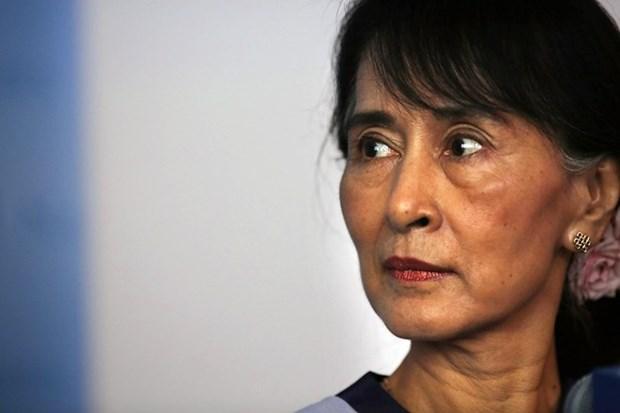 Myanmar: Aung San Suu Kyi suspende trabajo por razon de salud hinh anh 1