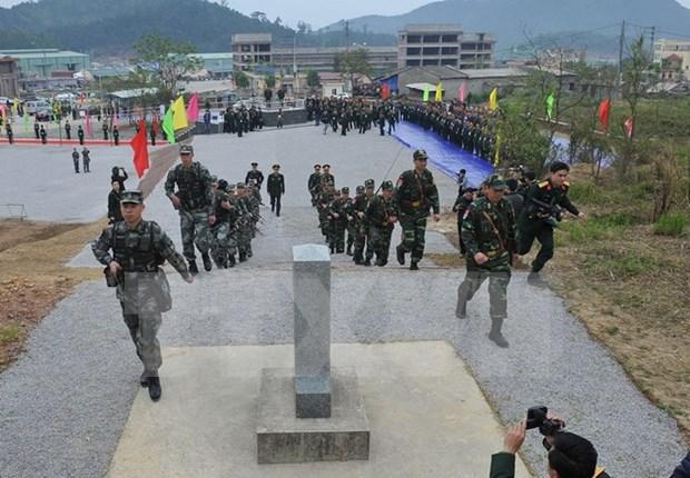 Vietnam aspira fomentar la cooperacion en seguridad con China hinh anh 1
