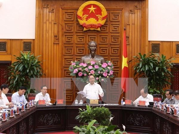 Indican medidas de desarrollo adecuadas a provincia vietnamita de Thanh Hoa hinh anh 1